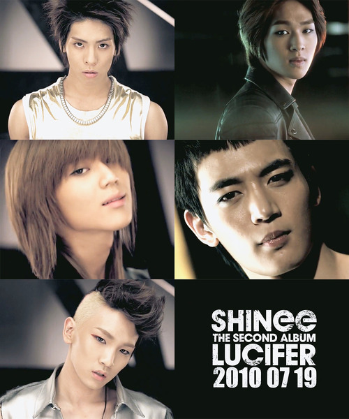 "SHINee ""Lucifer"" MV Teaser Screencaps"